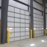 Commercial Sectional Garage Door