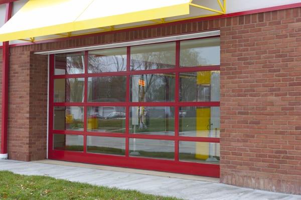 Aluminum Door & Smith\u0027s Garage Door | Clarksville TN | Commercial Gallery - Smith\u0027s ...