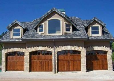 Wood Garage Doors