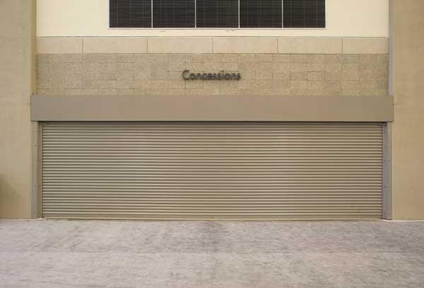Commercial Rolling Door & Smithu0027s Garage Door | Clarksville TN | Commercial Gallery - Smithu0027s ...