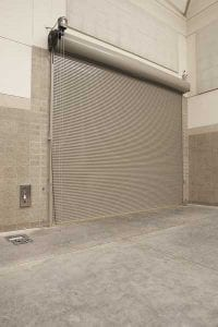Commercial Rolling Door
